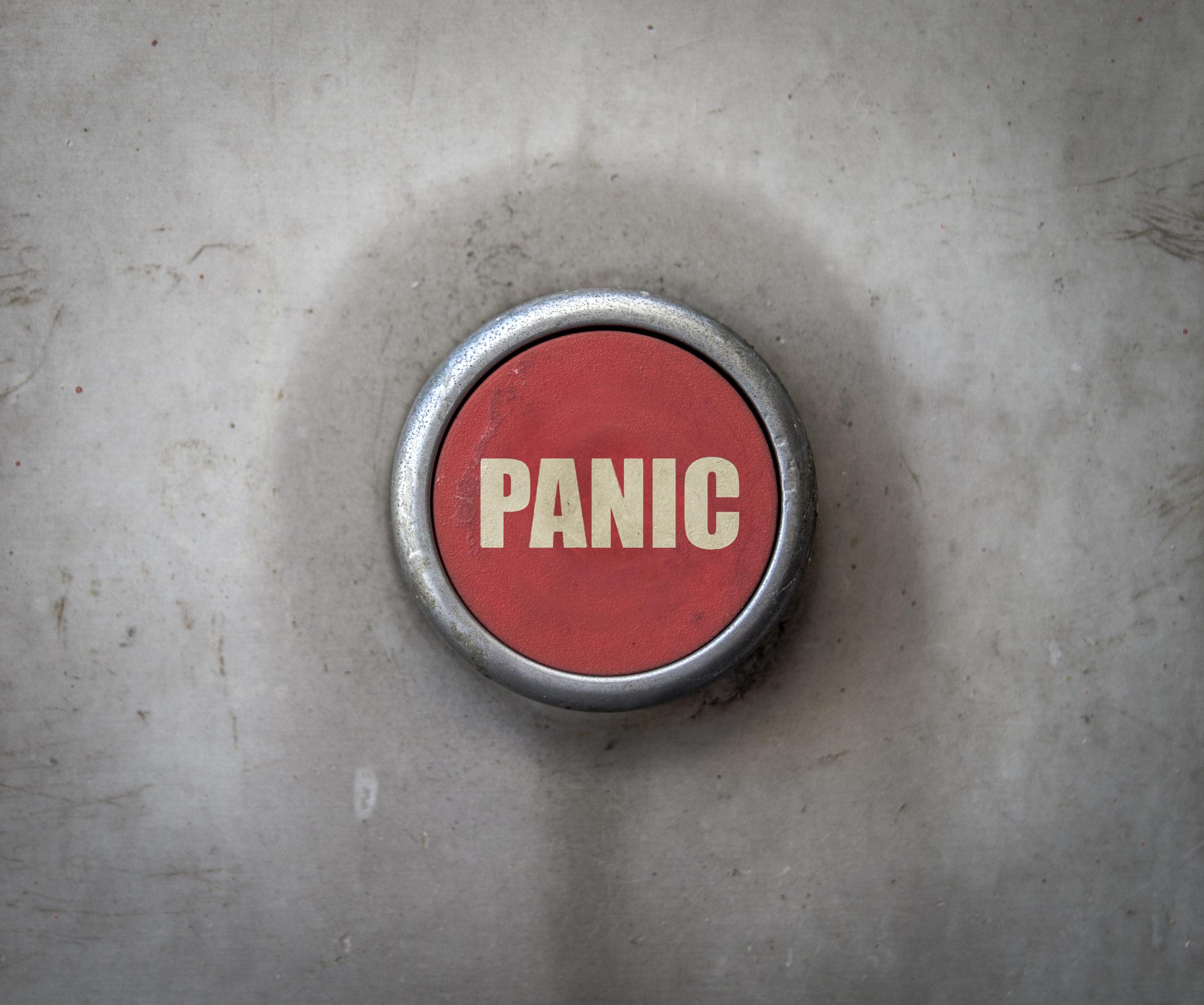how to deal with a panic attack