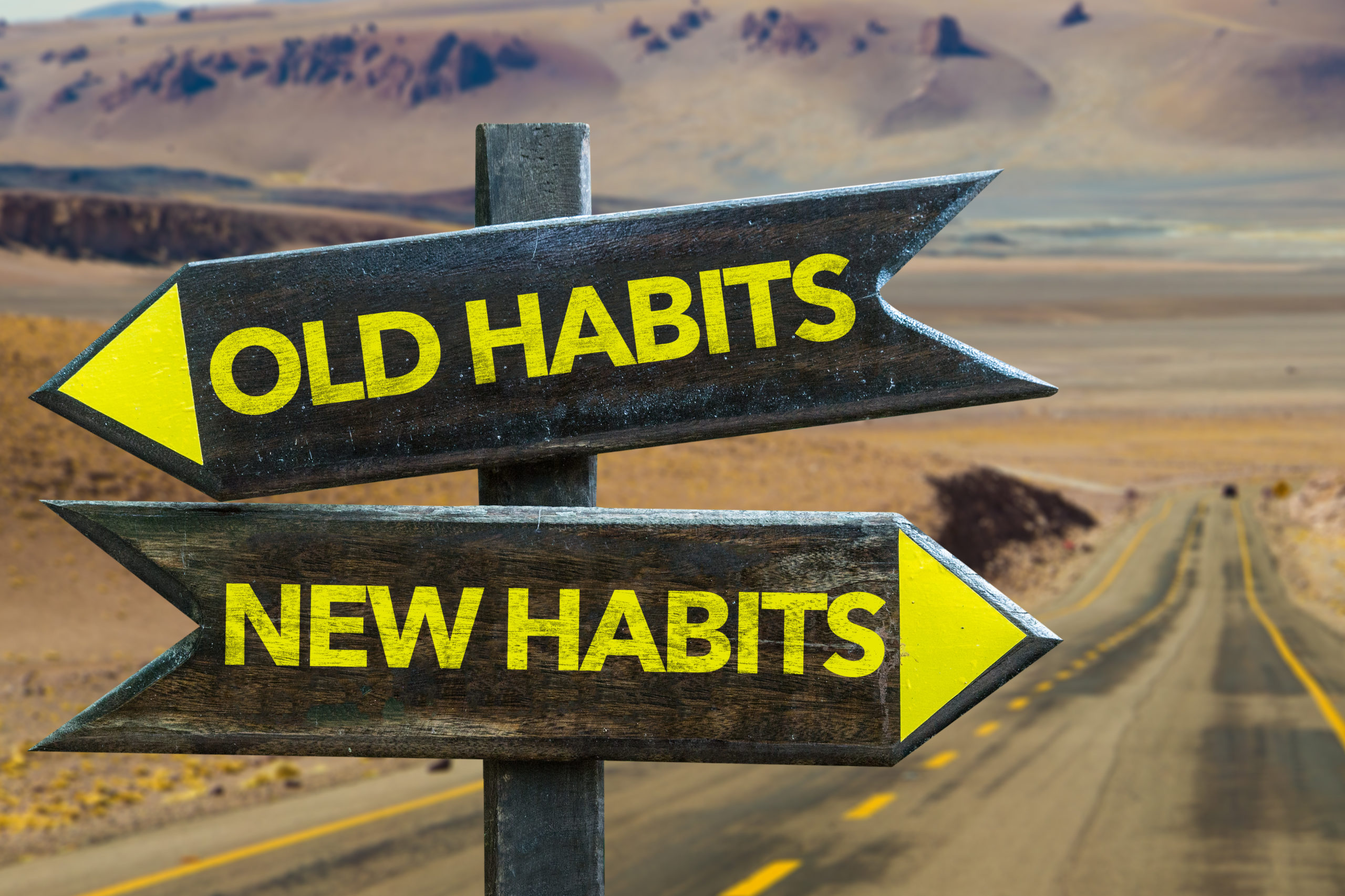 new year, new you forming healthy habits